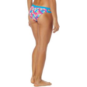 TYR W's Le Reve Cove Bikini Bottom Durafast One Pink/Turquoise